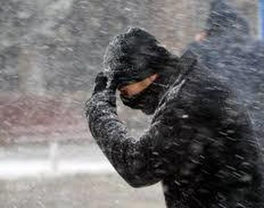 Prognoza meteo pentru toata saptamana: Vreme extrem de rece, lapovita si ninsoare in...