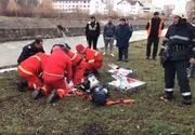 Cine este barbatul aruncat in rau la Baia Mare! Intalnirea care l-a bagat in coma
