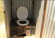 O fetita, in varsta de cinci ani, a murit, dupa ce a cazut in toaleta din curtea scolii