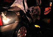 Masina incendiata la Targu-Jiu. De la ce a luat foc si cine sunt suspectii