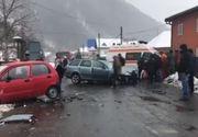 Accident grav in Neamt: trei persoane au ajuns la spital. Politistii au ramas socati cand au vazut cine era soferul vinovat si ce alcoolemie avea