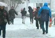 A treia zi de vreme rea! Iarna grea face prapad in tara