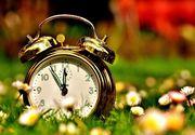 Pregatiti-va ceasurile! In seara aceasta se face trecerea la ora de vara!