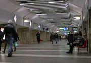 Nimic nu s-a schimbat la metrou dupa crima socanta de acum trei luni! Calatorii nici nu stiu la ce pericol se expun!
