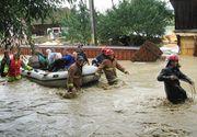 27 de localitati din judetul Teleorman sunt afectate de inundatii