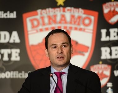 Scandal urias la Dinamo intre jucatori si conducere! Ce se intampla in aceste momente...