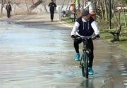 Dunarea a depasit cota de inundatii la Galati si Braila si continua sa creasca! Hidrologii nu sunt deloc optimisti!