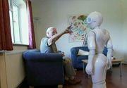 Viitorul este din ce in ce mai aproape! Robotii, vazuti drept solutia salvatoare pentru ingrijirea batranilor!