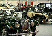 Asta e raiul iubitorilor de masini! Automobilele de epoca atrag toate privirile, insa in spatele aspectului stau multe ore de munca si pasiune!