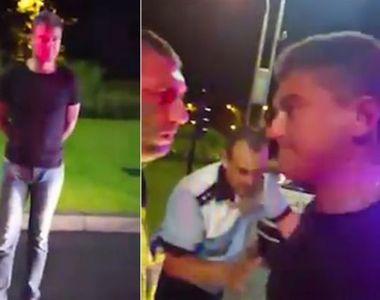 Ce s-a intamplat cu agentul de la rutiera care l-a lovit pe Cristian Boureanu!...