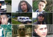 """Ei sunt cei noua tineri care au murit in """"microbuzul mortii""""! Singurul supravietuitor are 21 de ani!"""