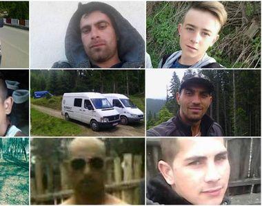 """Ei sunt cei noua tineri care au murit in """"microbuzul mortii""""! Singurul..."""