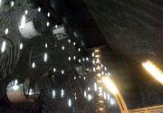 Alerta la salina Turda: 12 turisti au ramas blocati in roata panoramica!