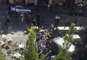 Atac terorist in Germania! Zeci de victime, dupa ce un camion a intrat in multime in orasul Munster!