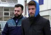 Criminalul din Brasov care si-a ucis sotia si cei doi copii SOCHEAZA din nou. Ce a putut sa le faca celor care l-au vizitat in arest