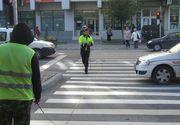 Accident mortal in Capitala! Un barbat a fost spulberat pe trecerea de pietoni