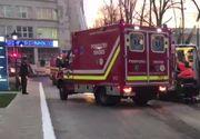 Incendiu puternic la un spital din Iasi. Pacientii au fost evacuati de urgenta