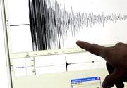 Cutremur neobisnuit in Marea Neagra. Seismul s-a produs la o adancime foarte mica