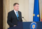 Presedintele Klaus Iohannis a dat aviz pentru urmarirea penala a lui Iliescu, Roman si Voican Voiculescu in dosarul Revolutiei