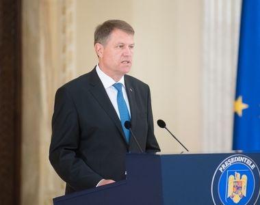 Presedintele Klaus Iohannis a dat aviz pentru urmarirea penala a lui Iliescu, Roman si...