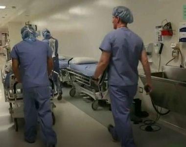 Caz socant in Bistrita! Un barbat impuscat in trei locuri, plimbat intre spitale