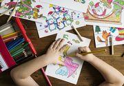 Scandalos! Un copil de patru ani a fost scris cu pixul de catre educatoare, pentru ca a fost neascultator!
