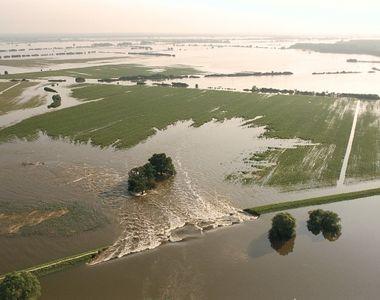 Vesti proaste din partea hidrologilor! S-a instituit COD PORTOCALIU de inundatii pe...