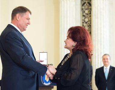 Anamaria Prodan vrea ca si mama ei sa primeasca decoratia acordata Stelei Popescu!...