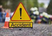 Accident grav in Tancabesti, Ilfov! Sapte persoane implicate. Cine sunt victimele