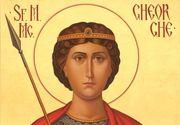 Maine este sarbatoare mare: Sfantul Gheorghe! Care sunt superstitiile, credintele si obiceiurile de Sangiorz!