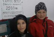 "Mesaje sfasietoare ale parintilor lui Dor Geta Popescu si Erick Gulacsi, cei doi alpinisti adolescenti morti in Retezat, la implinirea a un an de la tragedie! ""Dorul doare. Tare!"""