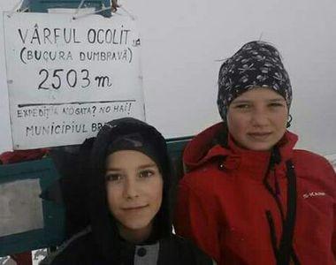 Mesaje sfasietoare ale parintilor lui Dor Geta Popescu si Erick Gulacsi, cei doi...