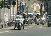 """Motociclistii au deschis oficial sezonul moto in Romania! """"Este un sentiment extraordinar!"""""""