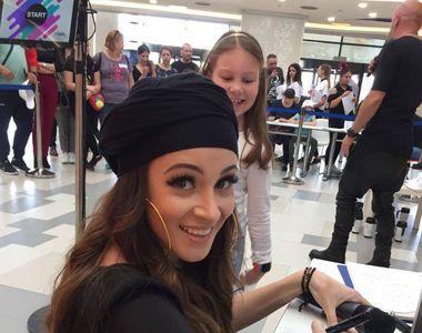 """Ana Maria Barnoschi, distractie la maximum la castingul pentru """"Roata..."""