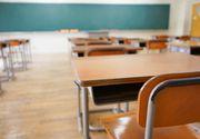 Un barbat de 39 de ani a patruns intr-o scoala din Sibiu si a batut cu biciul doua eleve, una de 16, iar alta de 14 ani - Motivul este unul ingrozitor