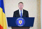"""Iohannis cere demisia Vioricai Dancila: """"Nu face fata pozitiei de premier si transforma Guvernul într-o vulnerabilitate"""""""