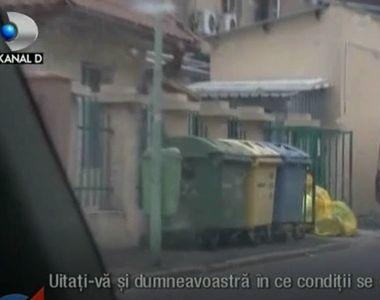 Pericol pentru populatie! Cum sunt transportate deseurile infectioase de la spitale