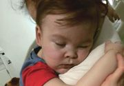 A murit bebelusul pentru care parintii lui au pierdut in justitie dreptul de a mai fi ingrijit!