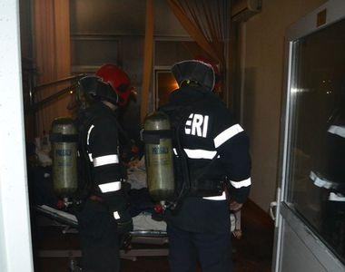 Clipe dramatice seara trecuta pentru locuitorii unui bloc din Capitala
