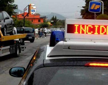 Sot si sotie romani , spulberati pe o strada din sudul Italiei! Cei doi au murit pe loc!