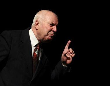 """Tragedie in lumea teatrului romanesc! A murit actorul din """"Morometii"""""""