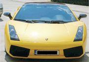 ANAF a vandut un Lamborghini Gallardo cu 57.000 euro! Cine e cumparatorul?