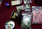 Prafuri pentru mama mare! 21 de persoane de pe litoral, cercetate pentru trafic de droguri in minivacanta de 1 mai!