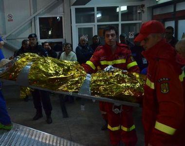 Zeci de persoane au fost ranite in urma unei explozii! Totul ar fi pornit de la un foc...