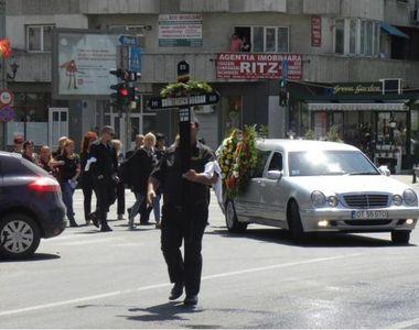 Politistul Bogdan Dumitrescu, care a murit dupa ce a fost impuscat in cap de iubita, a...