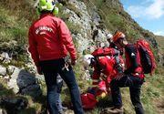 Turisti polonezi, cautati de salvamontisti si jandarmi montani in Muntii Fagaras! Cel putin unul dintre ei este ranit