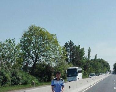 Gest INCREDIBIL facut de un politist, in Otopeni! Merita toata aprecierea! Putini fac...