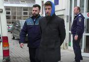 Criminalul de la Brasov a incercat sa se sinucida in arest! Cum l-au gasit gardienii pe Florin Buliga