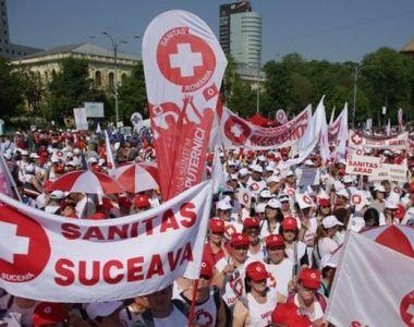 Greva generala in SANATATE, pe 11 mai. S-au strans peste 50.000 de semnaturi
