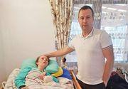 Nu se poate asa ceva! Tanara insarcinata in 8 luni , spulberata pe trecere si ramasa paralizata nu a primit nici acum bani din despagubirea de 1,5 milioane de euro
